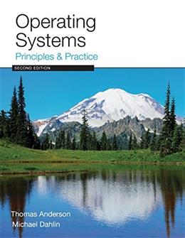 Operating Systems: Principles and Practice 2 9780985673529