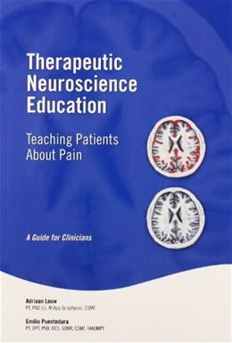 Therapeutic Neuroscience Education, by Louw 9780985718640