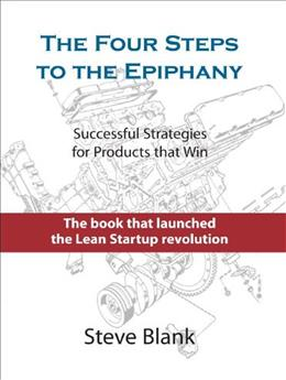 4 Steps to the Epiphany, by Blank, 2nd Edition 9780989200509