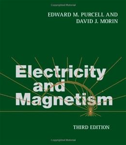 Electricity and Magnetism 3 9781107014022