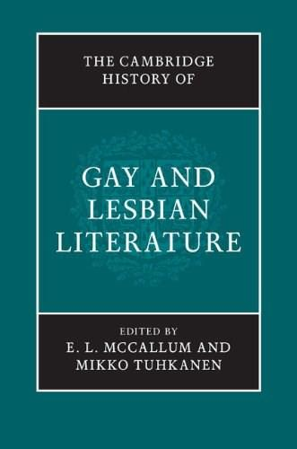 Cambridge History of Gay and Lesbian Literature, by McCallum 9781107035218