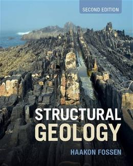 Structural Geology 2 9781107057647