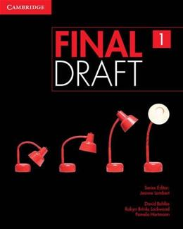 Final Draft Level 1 Students Book with Online Writing Pack 9781107495371