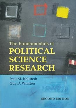The Fundamentals of Political Science Research 2 9781107621664