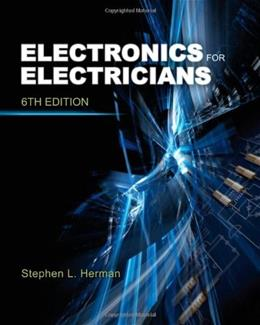 Electronics for Electricians, 6th Edition 9781111127800