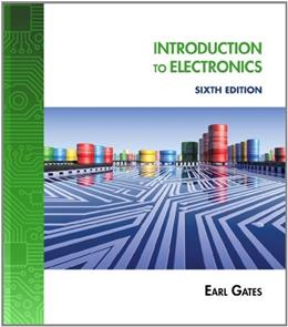 Introduction to Electronics 6 9781111128531
