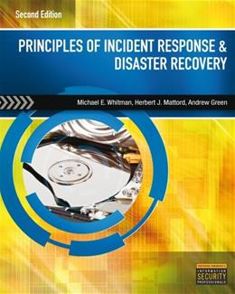 Principles of Incident Response and Disaster Recovery 2 9781111138059