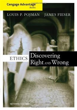 Ethics: Discovering Right and Wrong 7 9781111298173