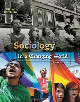 Sociology in a Changing World 9 9781111301576