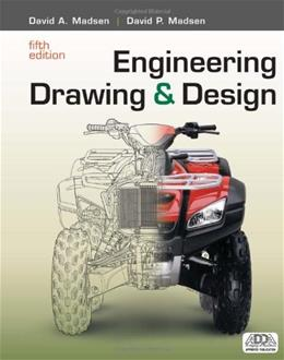 ENGINEERING DRAWING & DESIGN Fifth Edition 5 w/CD 9781111309572