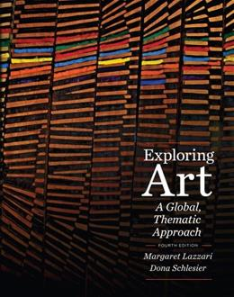 Exploring Art: A Global, Thematic Approach 4 9781111343798