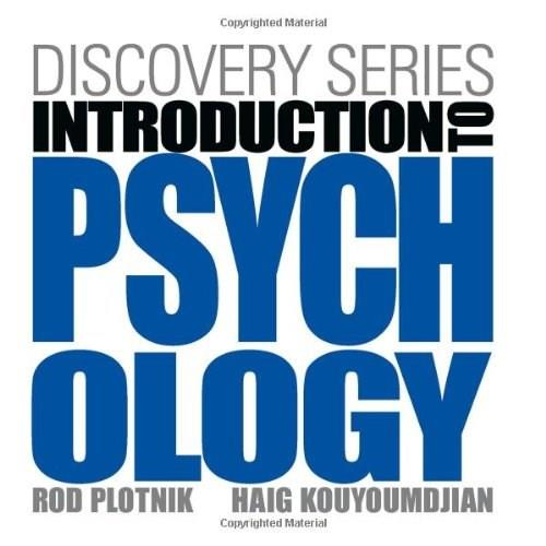Discovery Series: Introduction to Psychology, by Plotnik PKG 9781111347024