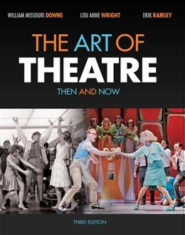 Art of Theatre: Then and Now 3 9781111348304