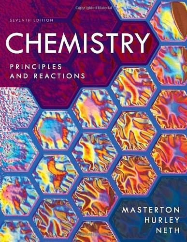 Chemistry: Principles and Reactions 7 9781111427108