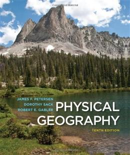 Physical Geography, 10th Edition 9781111427504