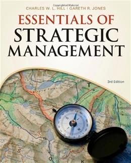 Essentials of Strategic Management (Available Titles CourseMate) 3 9781111525194