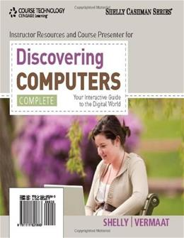 Discovering Computers: Your Interactive Guide to the Digital World, by Shelly, Complete 9781111530327
