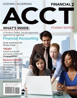 Financial ACCT2 (with CengageNOW™, 1 term Printed Access Card) 2 PKG 9781111530761