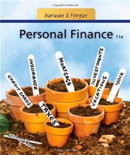 Personal Finance 11 9781111531010