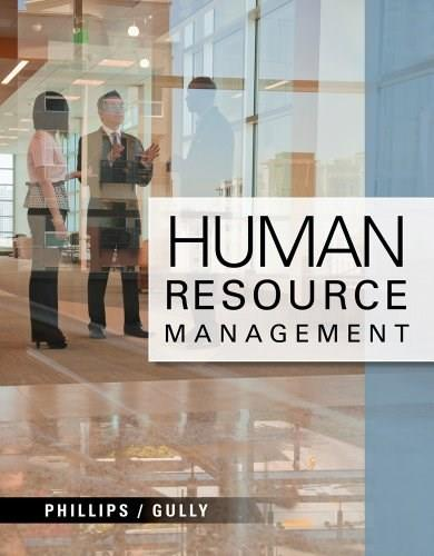Human Resource Management (Explore Our New Management 1st Editions) 9781111533557