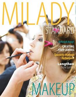 Milady Standard Makeup, by Dallaird 9781111539597