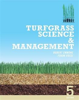 Turfgrass Science and Management 5 9781111542573