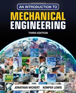 Introduction to Mechanical Engineering 3 9781111576806