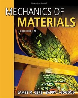 Mechanics of Materials 8 9781111577735