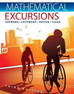 Mathematical Excursions 3 9781111578497