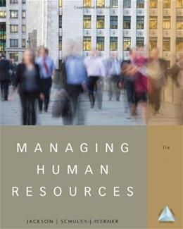 Managing Human Resources 11 9781111580223