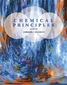 Chemical Principles, 7th Edition 9781111580650
