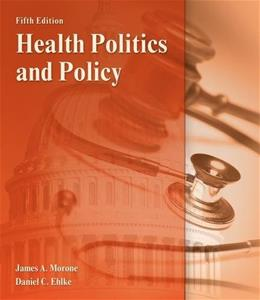 Health Politics and Policy 5 9781111644154