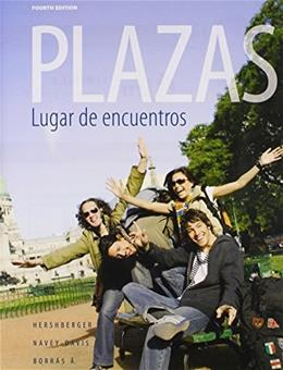 Plazas, by Hershberger, 4th Edition 4 PKG 9781111698713