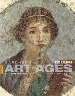 1: Gardners Art through the Ages: A Global History, Volume I (Book Only) 14 9781111771584