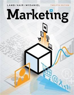 Marketing 12 9781111821647
