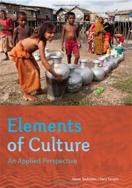 Elements of Culture: An Applied Perspective, by Andreatta 9781111830007