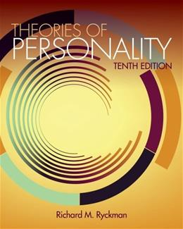 Theories of Personality 10 9781111830663