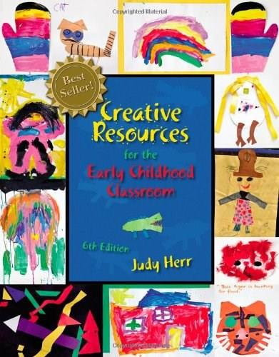 Creative Resources for the Early Childhood Classroom 6 w/CD 9781111831028