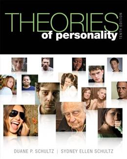Theories of Personality (PSY 235 Theories of Personality) 10 9781111834531