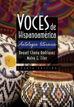 Voces de Hispanoamerica (World Languages) 4 9781111837921