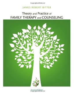 Theory and Practice of Family Therapy and Counseling 2 9781111840501