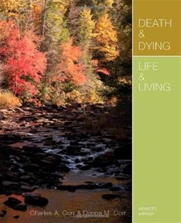 Death & Dying, Life & Living 7 9781111840617