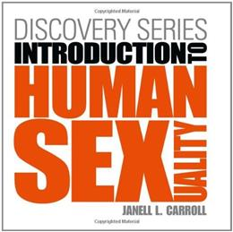 Discovery Series: Introduction to Human Sexuality, by Carroll PKG 9781111841898