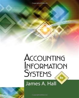 Accounting Information Systems, 8th Edition 9781111972141