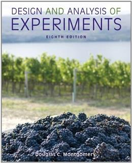 Design and Analysis of Experiments 8 9781118146927