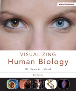 Visualizing Human Biology, 4th Edition 9781118169872
