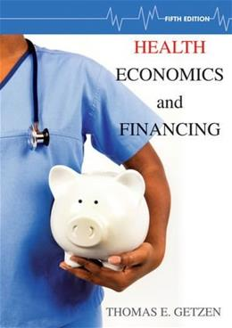 Health Economics and Financing 5 9781118184905