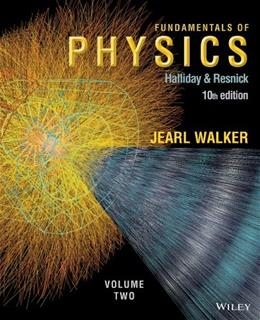 Fundamentals of Physics, Volume 2 (Chapters 21 - 44) 10 9781118230732