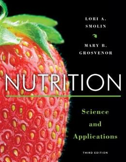 Nutrition: Science and Applications 3 9781118288269