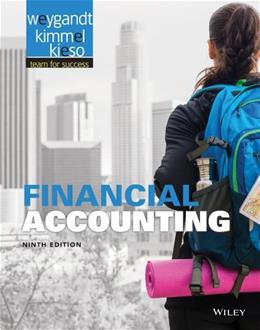 Financial Accounting - Standalone book 9 9781118334324